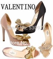 2014 hot sell fashion girls high heels shoes 2014 platform ultra high good quality women shoes