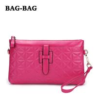 2014 NEW Brand Designer Day Clutch Women Genuine leather Handbag Shoulder Cross body bag cowhide Fashion Trends girl R154