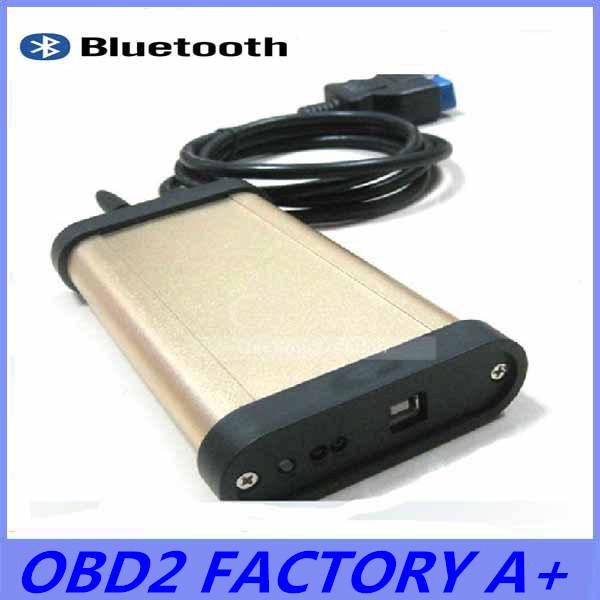 Baja precio de la versión más reciente 2013 r3 led para autocom cdp+