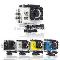 Gopro SJ4000 Waterproof Outdoor Sports Wifi Camera,1080P Full HD Helmet Sport DV Car Recorder,Underwater Action Camera/Webcam-8