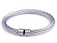 2014 New Arrival Best Selling  Korean Fashion  Brand Jewelry  316L Stainless Steel  Bracelet  Men's Bijouterie