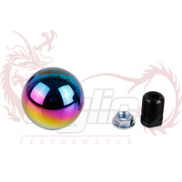 KYLIN STORE -- NEO CHROME MUGEN MANUAL 6 SPEED SHIFT GEAR KNOB FOR HONDA CIVIC