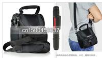 2 in 1 Lens Cleaning Pen Lens pen + Camera Case Bag for &lympus 820UZ/810UZ/800UZ/720UZ/620UZ/610UZ/E-P3/P2 P1 E-PL3 E-PL2 E-PL1