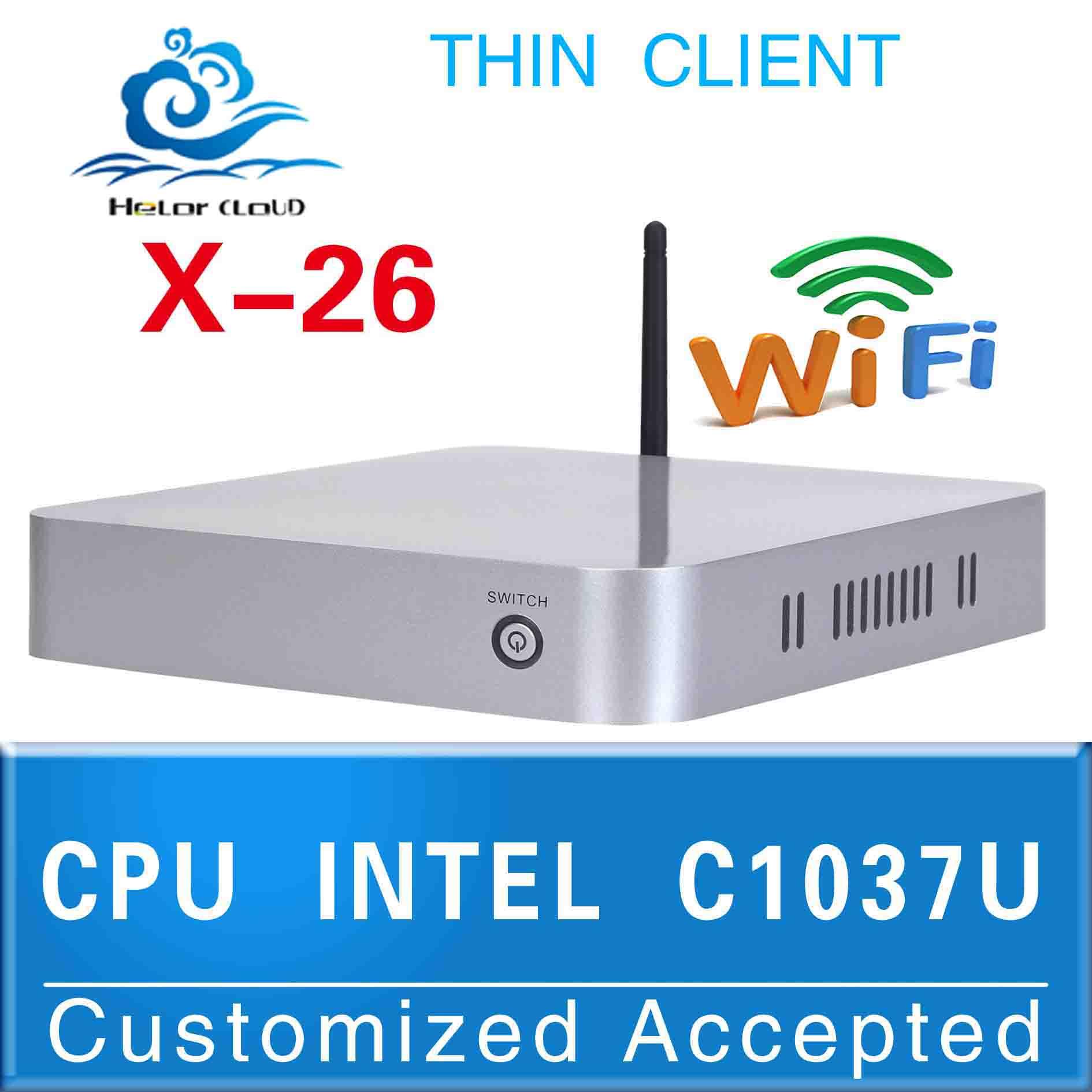 C1037u mini computer linux mini pc vga linux server support os WIN7, Linux, Windows XP,Ubuntu Debian(China (Mainland))