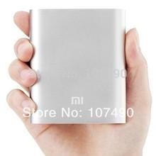 Original Portable Xiaomi Power Bank 10400mAh For Xiaomi M2 M2A M2S M3 Red Rice iphone HTC Samsung Smartphone