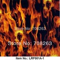Crazy Flame Water Transfer Printing Film Item NO. LRF001A-1