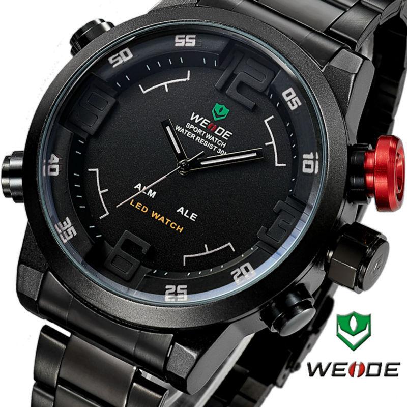 Sport Watches For Men 2014 2014 Weide New Watch Men's