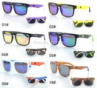 Wholesale 10PCS Mens Retro Sunglasses Cycling Sports Sun glasses Eyeglasses 21colors can choose