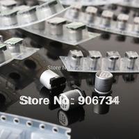 High Quality (1uF-220uF) 130pcs 13Value SMD Aluminum Electrolytic Capacitor Assorted Kit Set