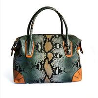 2015 rushed bag medium(30-50cm) zipper women messenger bags european hot leather handbags hand shoulder diagonal package