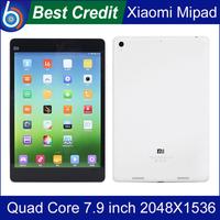 In stock!Original Xiaomi Mipad Mini 64GB Nvidia Tegra K1 Quad Core 7.9 inch 2048X1536 2GB RAM 8MP MIUI Tablet PC Russia/Kate