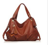 2014 new fashion Special Offer PU Leather bags women messenger bag/ Wei Emperor Paul Retro Shoulder Handbag free shipping