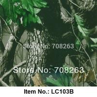 Tree Camo PVA Water Transfer Printing Film NO. LC103B