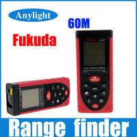 Fukuda 60m (0.2-60m) IP54 laser distance meter rangefinder measuring with original packaging WAL11