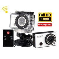 wdv5000 30m Waterproof WiFi Full HD 1920x1080P Helmet Sport DV Action Camera Camcorder
