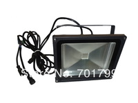 30W RGB LED flood light;DC24V input;with 4 wire PWM driver inside