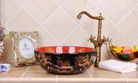 Chinese style quality art basin wash basin counter basin wash basin mdash .
