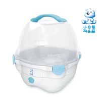 Small bear baby bottle steriliazer multifunctional portable steam baby high temperature sterilizer cabinet 0629