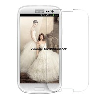 New! Glass screensavers film used For Samsung Galaxy S3 i9300.Daily Specials.Free shipping