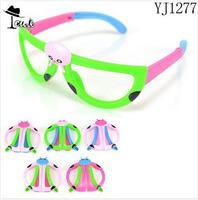 Sunglasses Free shipping ( 10pairs ) Wholesale 2014 new design  anti-uv kids empty frame for children YJ1277