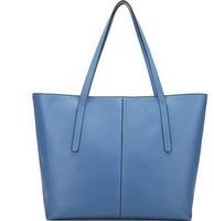 Fashion Shoulder Handbag Genuine Leather Shopping Bag Women's Tote Handbag