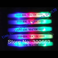 2015 hotsale  party led foam stick  for night club can be customized logo