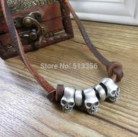 PX013/retro skeleton necklace ,high quality vintage necklace,vintage chain,fashion ,romantic jewelry