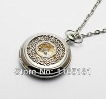 popular gold pendant watch