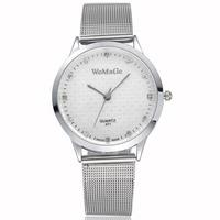 New Fashion Silver/Golden Watch women rhinestone watches for Women Dress Watches Quartz Watch 1pcs/lot