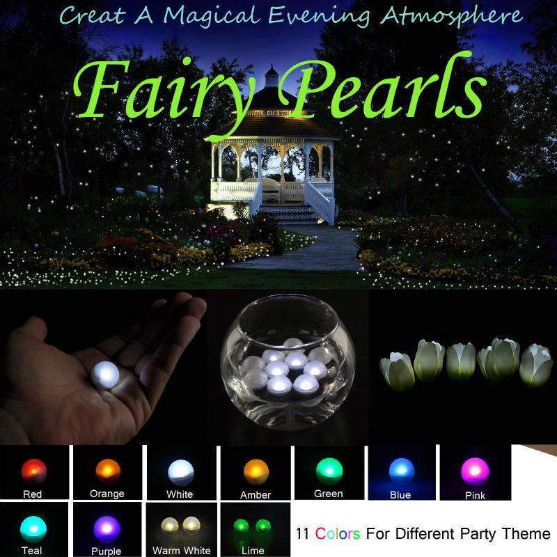 Großhandelsverkauf 1200pcs/lot Weihnachten/Hochzeit/Party deko-batterie betrieben mini fee led-leuchten, magische führte beeren lichter
