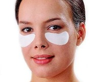 anti aging Eye Secrets Collagen and Q10 Under Eye Gel Patches 10pairs pack free shipping sleep eye mask