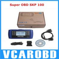 100% Original SuperOBD SKP-100 Hand-Held OBD2 Key Programmer Remote and Smart Keys SuperOBD SKP100 Key Programmer fast shipping