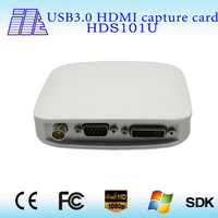 All - in -one (HDMI,VGA,YPBPR,3G-SDI,DVI) USB3.0 capture box