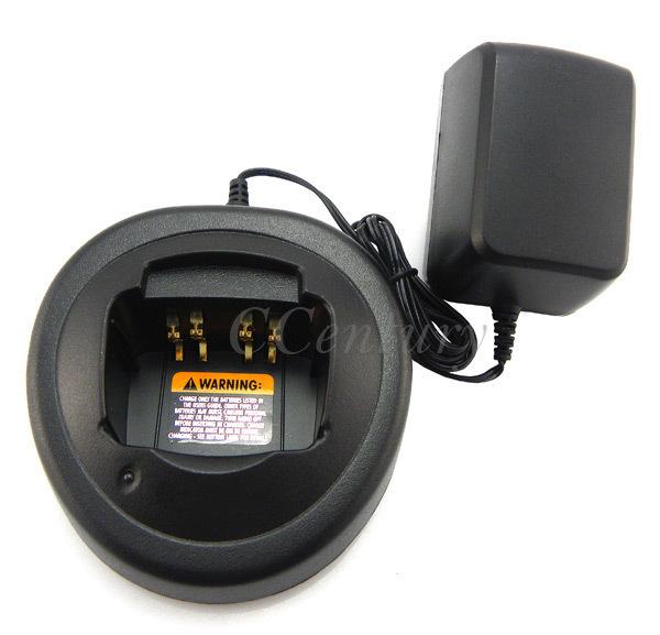 Ham Radio Battery Charger 220V for Motorola Walkie Talkie HT750 GP328 GP338 GP340 GP360 GP380 GP240 GP280 GP329 GP540 GP1280(China (Mainland))