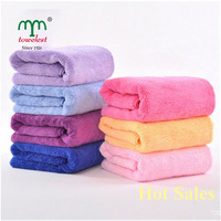 New 2014 1pc 27''x55'' microfiber bath towel plush towels bahtroom hotel/spa bath sheet soft and absorbent MMY Brand