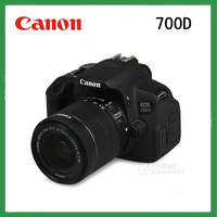2014 New Arrival Original Canon 700d canon digital slr camer FullHD + 18-135mm Is Stm Lens with original Package