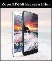 Free shipping Zopo ZP998 Octa Core phone Matte screen film Zopo zp998 Anti-fingerprint Screenguard