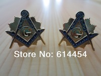 Masonic Cufflinks C02 Mason Freemason