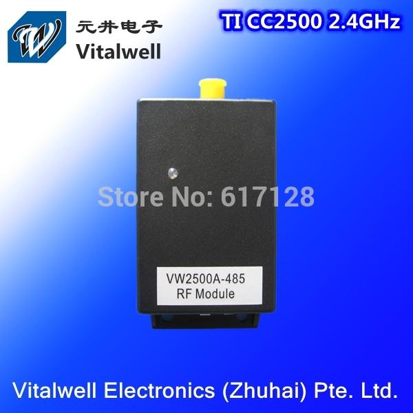 VW2500A High speed 1mW 2.4GHz RS485 RF Modulator(China (Mainland))