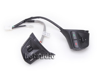 High quality Kia K2 Rio Original Steering Wheel Audio and Channel Control Buttons with Bluetooth Free Shipping