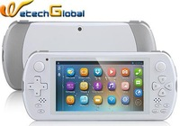 JXD S5800 3G MTK6582 gamepad 5.0 inch IPS Screen Quad Core Android 4.2.2 Ram 1G Rom 4G GPS 3G Phone Call Game Player
