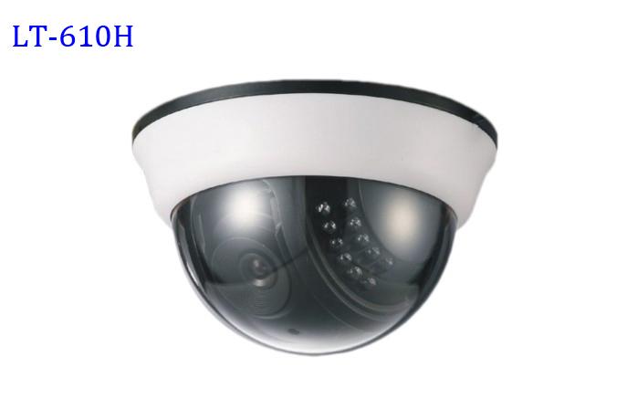 600TVL 1/3 SONY CCD Camera Semicircle Infrared CCTV Camera 609H High Quality(China (Mainland))
