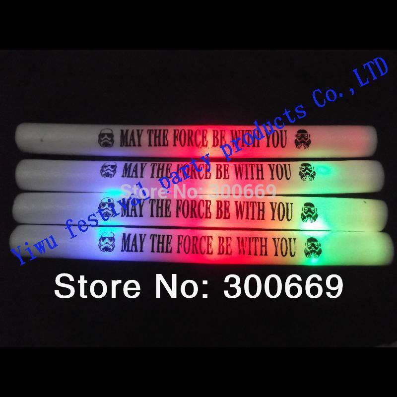 foam light stick glow stick Cheap High Quality foam stick China glow stick Suppliers(China (Mainland))