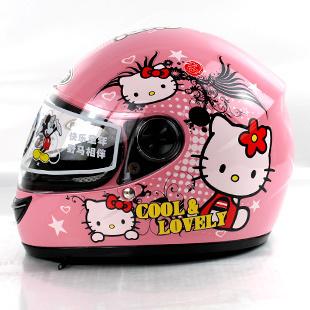 free shipping Mustang QuanKui motorcycle helmet helmet 205 children(China (Mainland))