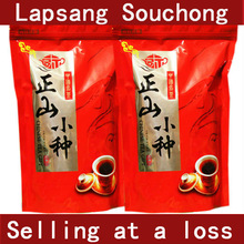 Free shipping Super Lapsang souchong Wuyishan Tongmu Guan Zheng Shan races Black Tea Beauty health care