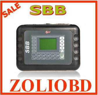 2015 new arrival Version Sbb Key Programmer Update Software v33.02 Sbb silca Key programmer good performence and nice price(China (Mainland))