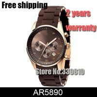 Wholesale AR5890 5890 AR5905 5905 AR5858 5858 AR5859 AR5919 AR5921 5921 AR5922 AR5950 AR5889 5889 Men's Sports Chronograph Watch