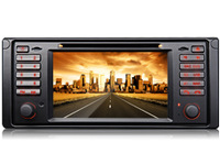 """7"""" Digital Touch Screen Special Car DVD Player with Built-in GPS For E39 1996-2003 (Not fit for those Vehicles with DSP System)"""