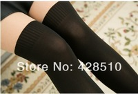Cute Girls Women Fashion Sexy Sheer Pantyhose Hose Tights Silk Stockings free shipping