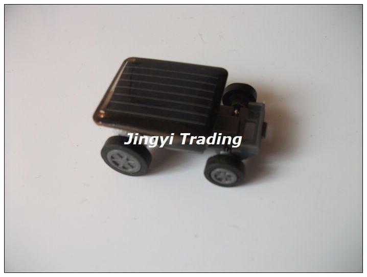 Mini Solar Energy Intelligent Car Kids Toys(China (Mainland))